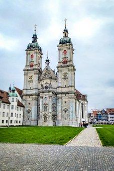 St, Gallen, Switzerland, Historic Center, Historically