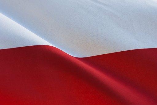 Polish, Flag, Poland, Patriotism, Symbol, Red, Homeland