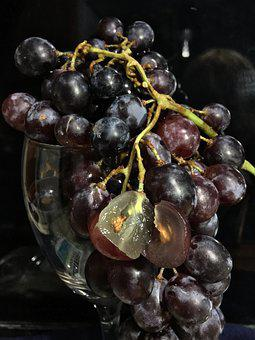 Grape, Vine, Fruit, Wine, Food, Sweet, Vineyard, Plant