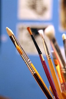 Paint, Brushes, Art, Artist, Brush, Painting, Color
