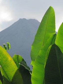 Volcano, Arenal Volcano, La Fortuna, Costa Rica