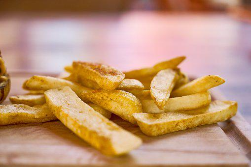 Fries, Frying, Delicious, Potato, Food, Unhealthy