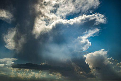 Clouds, Dramatic, Sky, Nature, Stormy, Weather