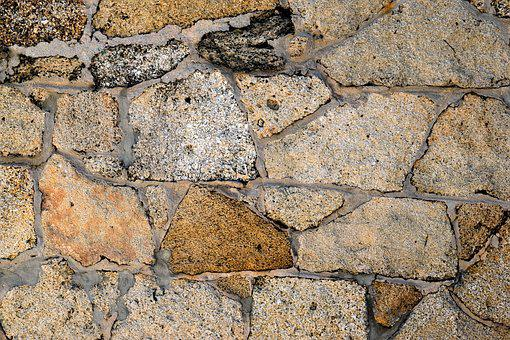 Stone Wall, Wall, Brick, Stone, Texture, Old, Pattern