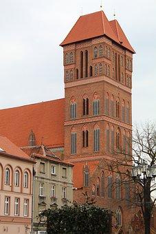 Toruń, City, Poland, Architecture, Tourism