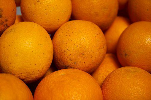 Orange, Juicy, Vegan, Health, Nature, Summer, Plant