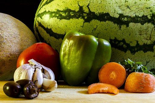 Vegetables, Food, Fruit, Healthy, Eat, Green, Vitamins