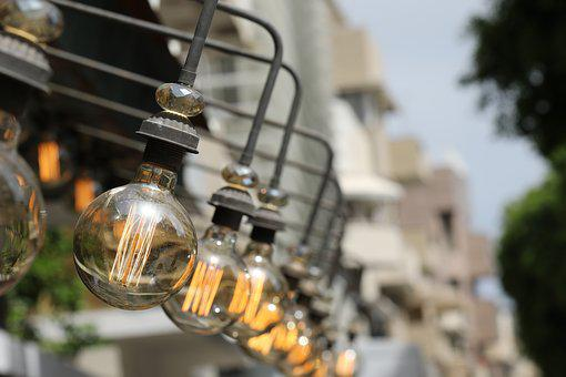 Lights, Bulbs, Energy, Electricity, Technology