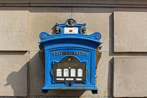 Mailbox, Nostalgic, Old, Post Mail Box, Historically