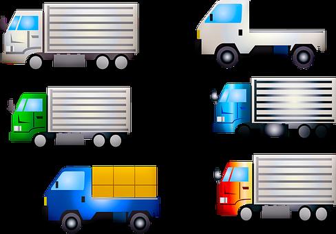Truck, Lorrie, Large Trucks, Traffic, Lorries, Roadsign