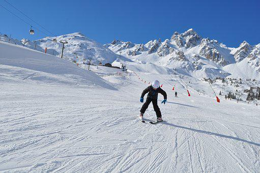 Ski, Winter Sports, Winter, Sport, Skier, Cold, Snow