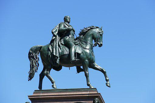 Berlin, Museum Island, Museum, Statue, Still Image