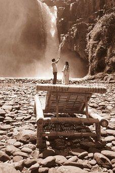 Love, Catching Waterfalls, Travelers, Bali, Falls
