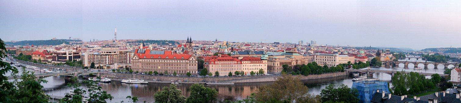Prague, Czech Republic, Architecture, City, Europe