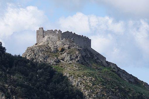 Fortress, Castle, Architecture, Middle Ages, Building
