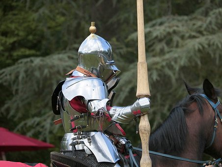 Knight, Middle Ages, Horse, Armor, Medieval, The Story