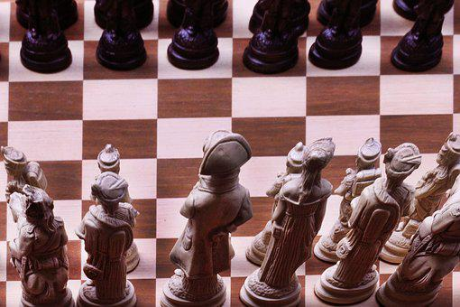 Chess, Game, Strategy, Challenge, Play, Think