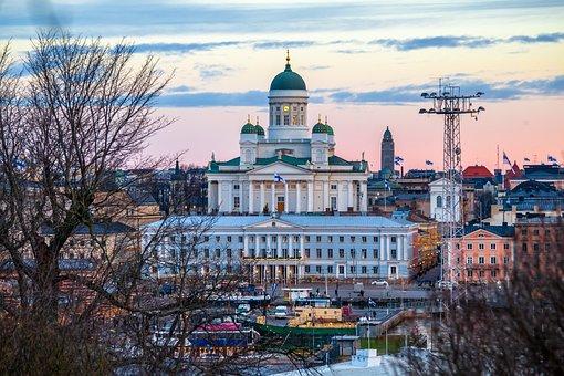 Helsinki Cathedral, Cathedral, Church, Helsinki