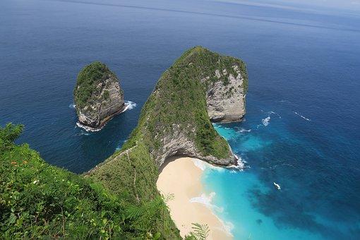 Nusa Penida, Dinosaur, Sea, Holidays, Bali, The Beach