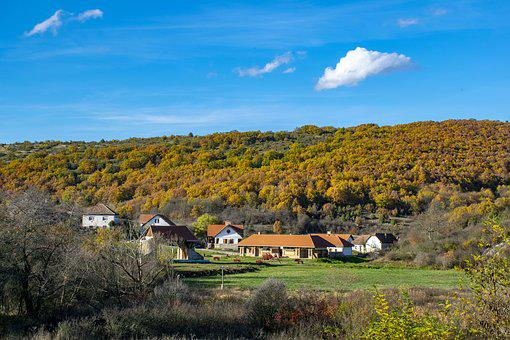 Hungary, Aggtelek, Estate, Autumn, Landscape, Region