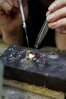 Goldsmiths, Jewellery, Hand Labor, Goldsmith, Design