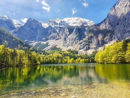 Leggy, Lake, Austria, Water, Nature, Atmospheric