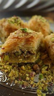 Baklava-pastries, Oriental Kitchen, Sweet Pastries