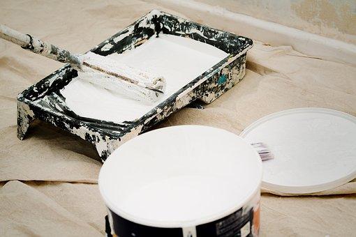 Paint, Interior Paint, Paint Bucket, Renovation