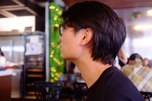 Hair, Boy, Man, People, Portrait, Guy, Men, Male, Face
