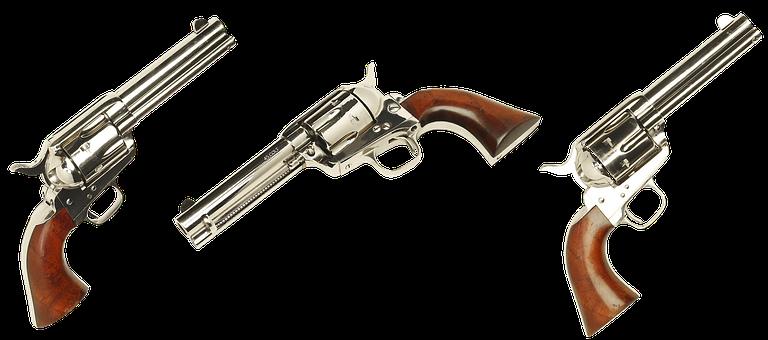 Colt 1873, Colt, Gun, Weapons, Revolver, Cannon