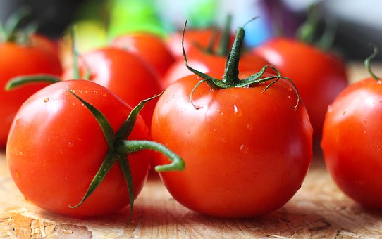 Tomatoes, Fruit, Vegetables, Food, Red, Fresh, Healthy