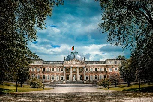 Building, Architecture, Belgium, Historic, Old