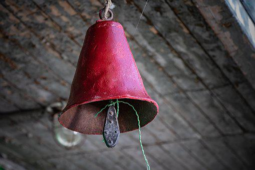 Bell, Ship, Sea, Old, Metal