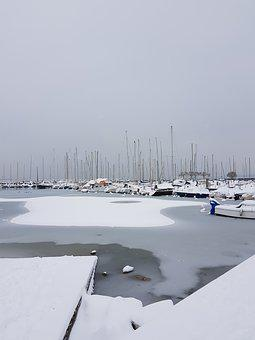 Ice, Cold, Freeze, Gel, Winter, Snow, Frozen, Boat