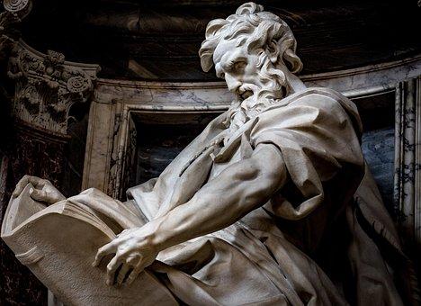 Saint Matthew, Book, Reading, Gospel, Evagelization