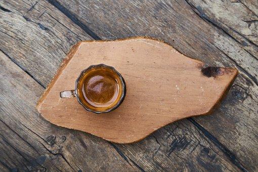 Coffee, Caffeine, Espresso, Cappuccino, Breakfast, Cup