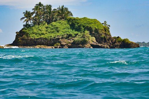 Panama, Island, Sea, Caribbean, Bocas Del Toro