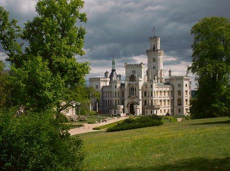 Architecture, Castle, Building, Czech Republic