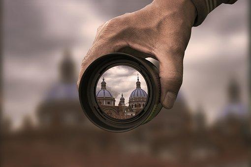 Lens, Camera, Composition, Photo, Photographer, Team