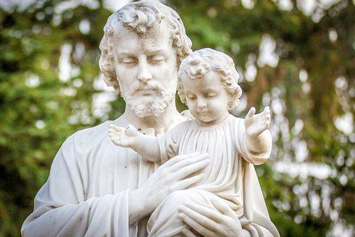 Saint Joseph, Catholic, Church Faith, Jesus, Egypt