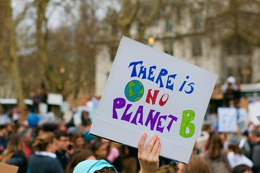 Demonstration, London, Demo, Activist, Environmental