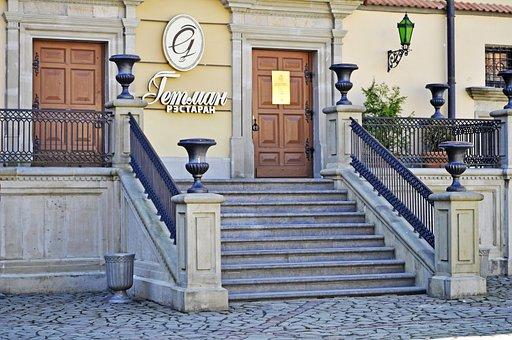 Nesvizh Yard, Historical, Architecture