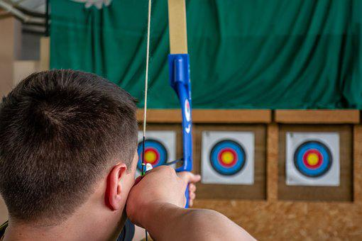 Archery, Arc, Shooting, Target, Objective, Arrow