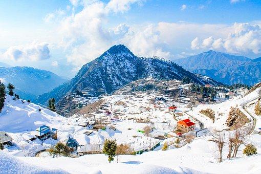 Landscape, Beautiful, Swat, Pakistan, Nature, Mountain