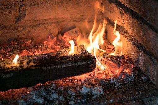 Fire, Fireplace, Grill, Censer, The Flame, Burn, Hot
