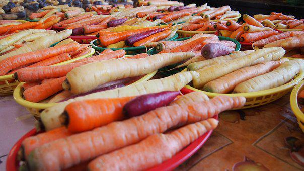 Carrot, Carrots, Vegetables, Food, Healthy, Fresh