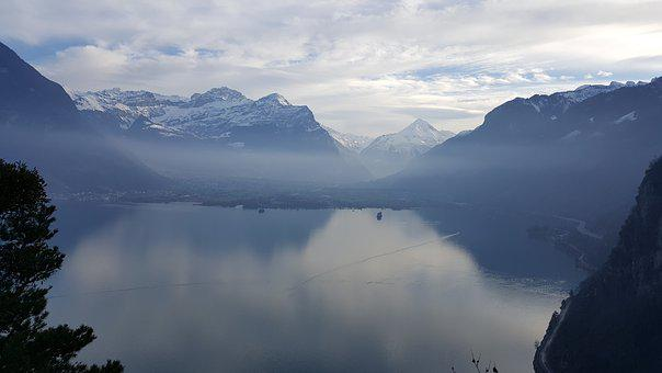 Uri, Lake Lucerne Region, Home, Landscape, View, Alpine