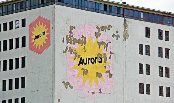 Aurora Building, Building, Flour Production