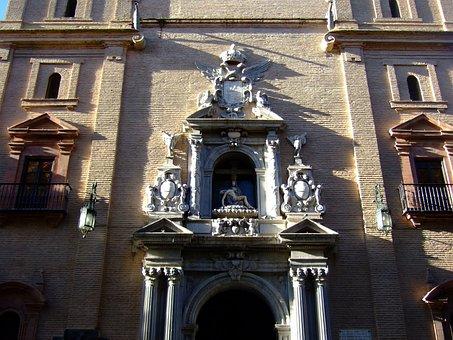 Granada, Basilica, Our Lady Of Sorrows, Spain, Church