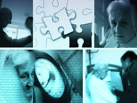 Care Costs, Dementia, Woman, Old, Age, Alzheimer's
